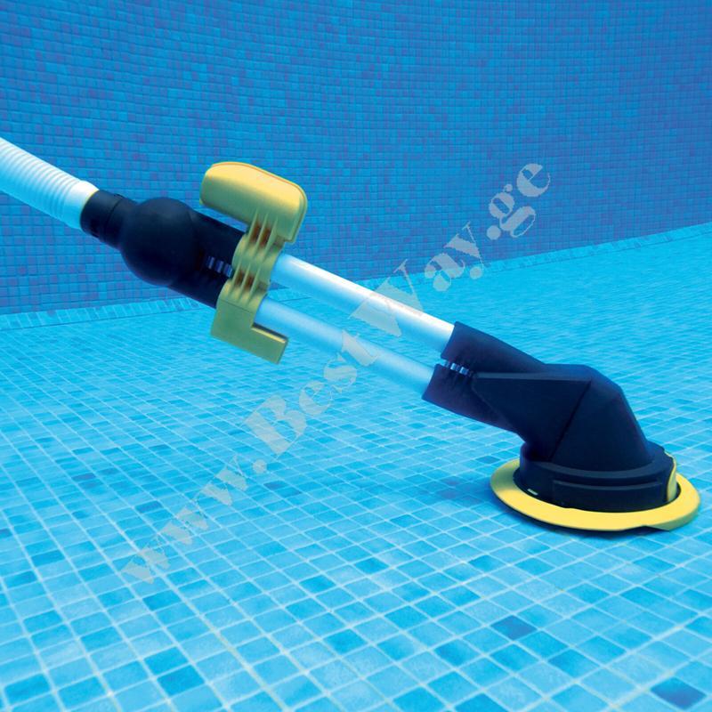 Автоматический очиститель для бассейна Bestway 58304 Пылесос