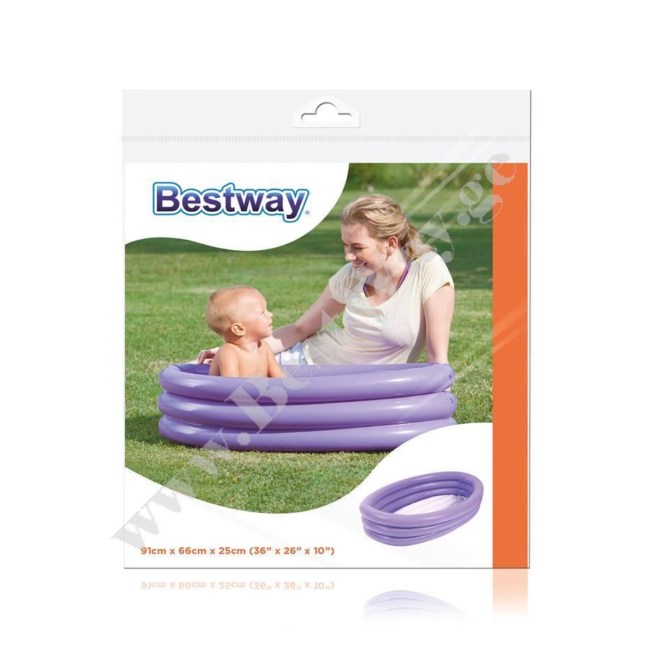 Детский надувной бассейн BestWay 51034