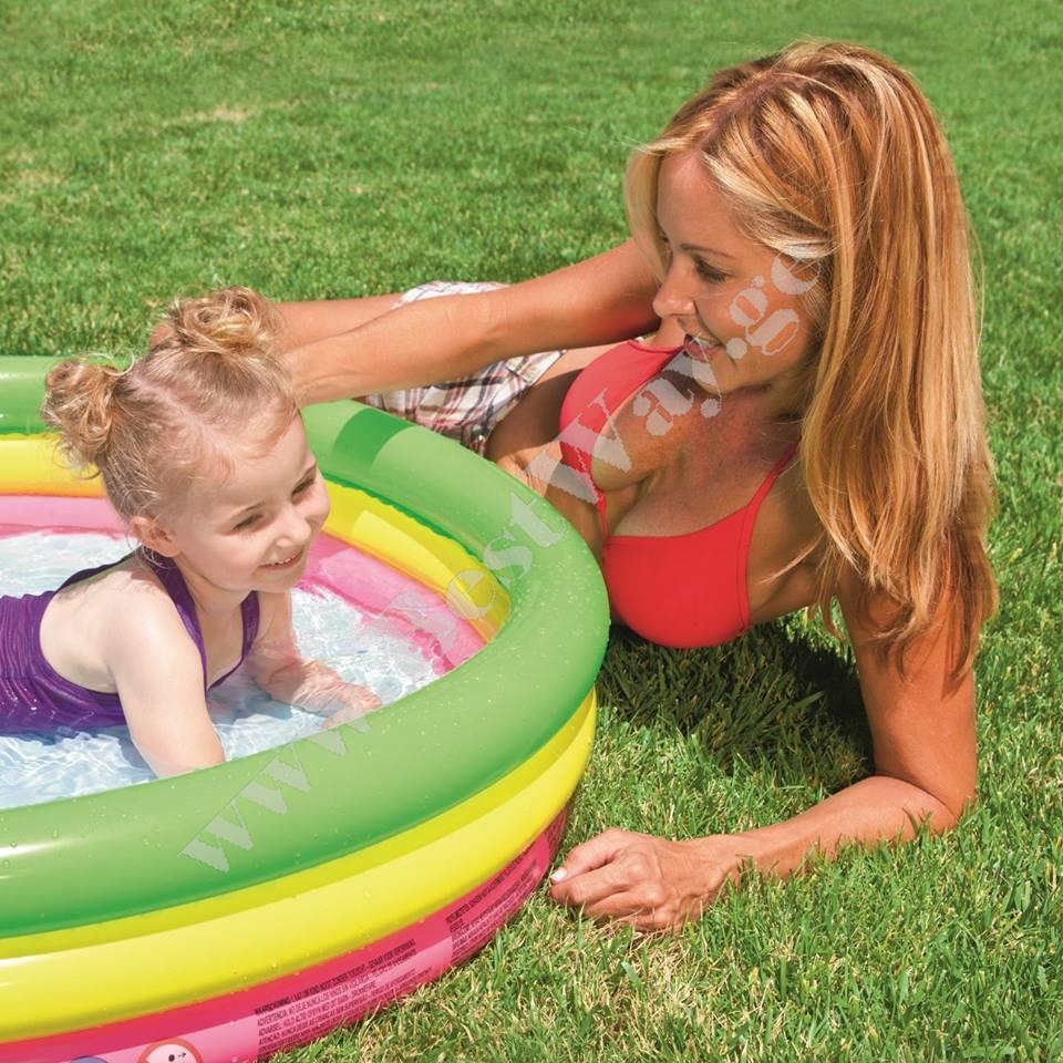 Детский надувной бассейн BestWay 51103