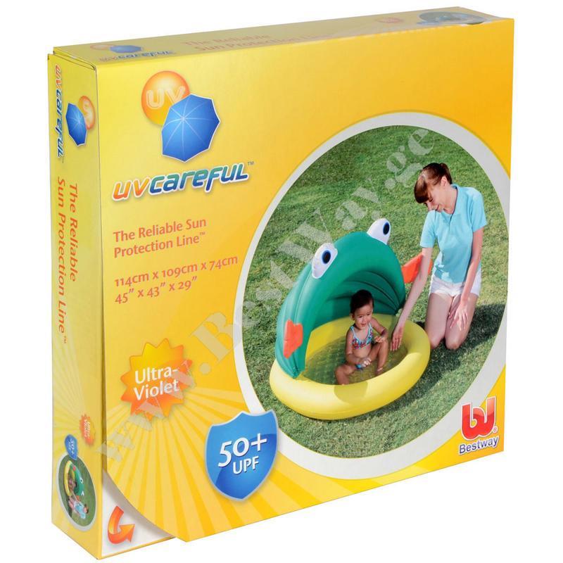 Детский надувной бассейн BestWay 52162