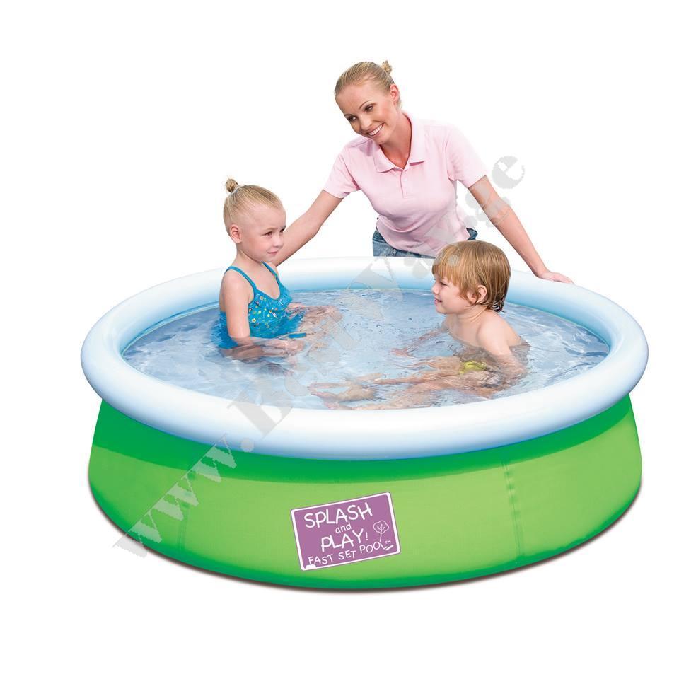 Детский надувной бассейн BestWay 57241