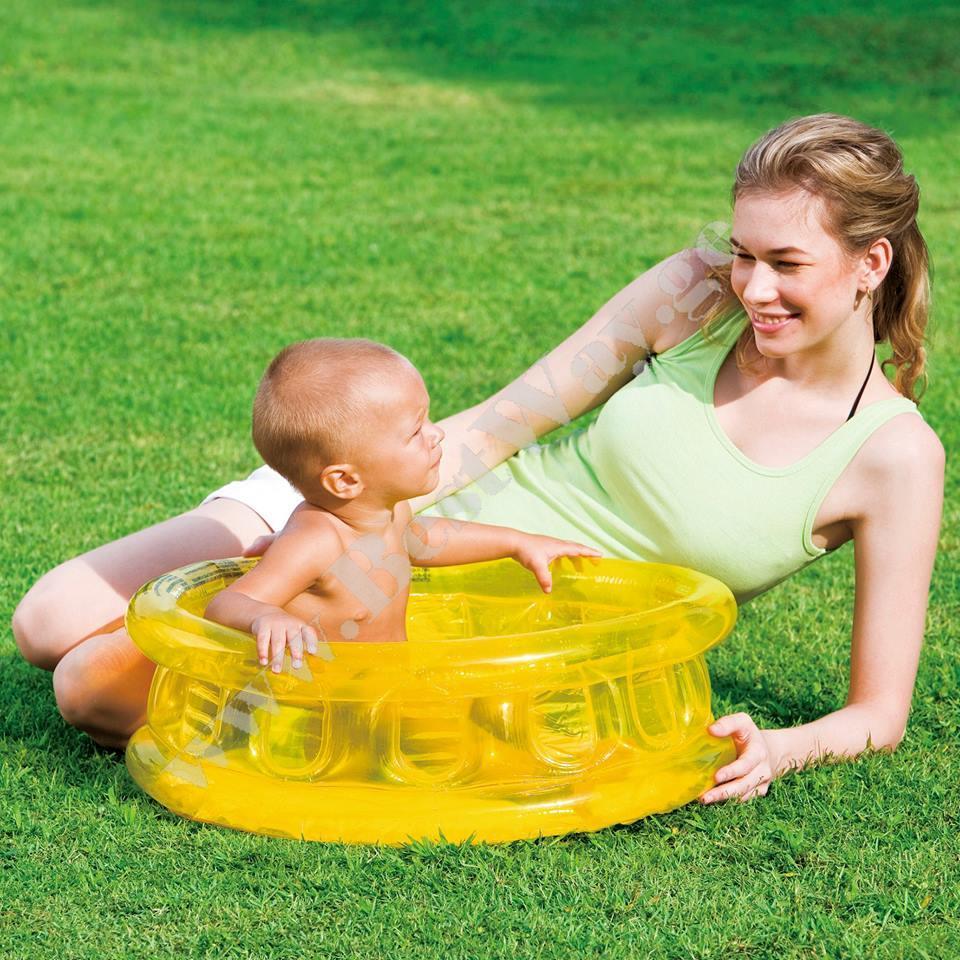 Детский надувной бассейн Bestway 51112