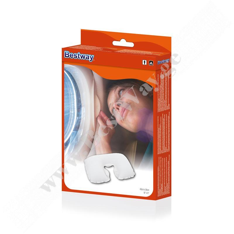 Дорожная подушка - подголовник BestWay 67006