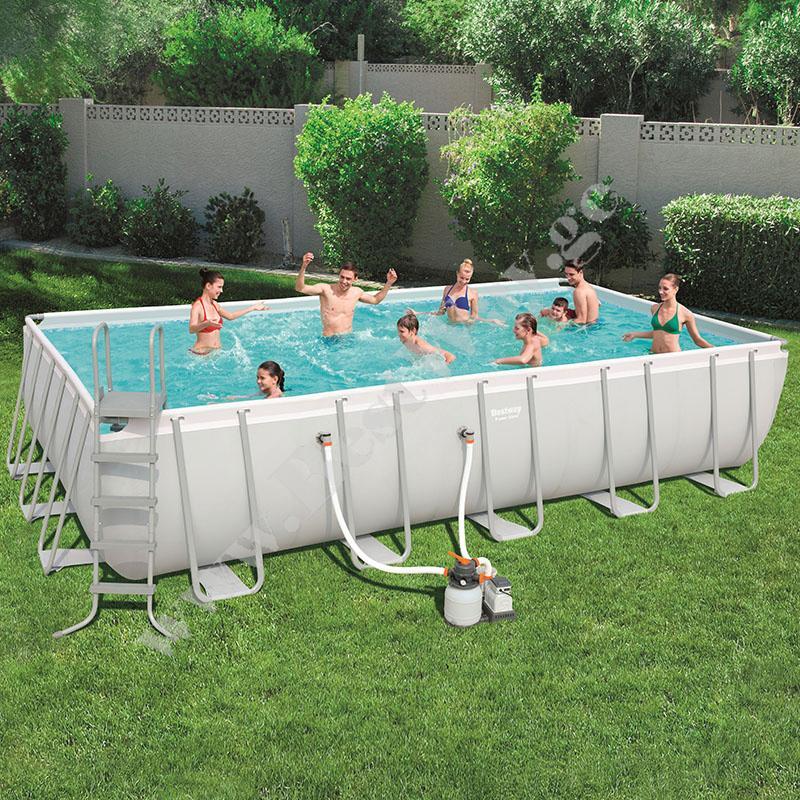 Каркасный бассейн BestWay 5612B