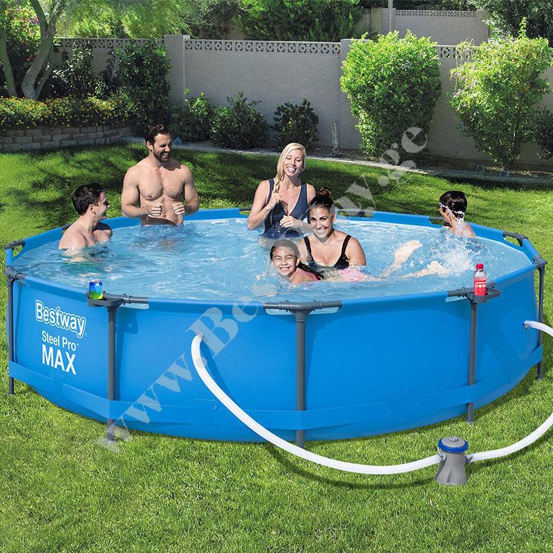 Каркасный бассейн BestWay 56416