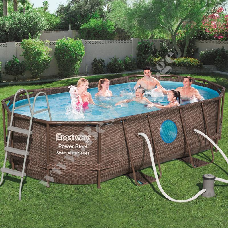 Каркасный бассейн BestWay 56714
