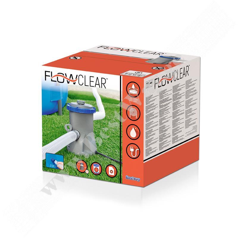 Картриджный фильтр для бассейна Bestway 58381