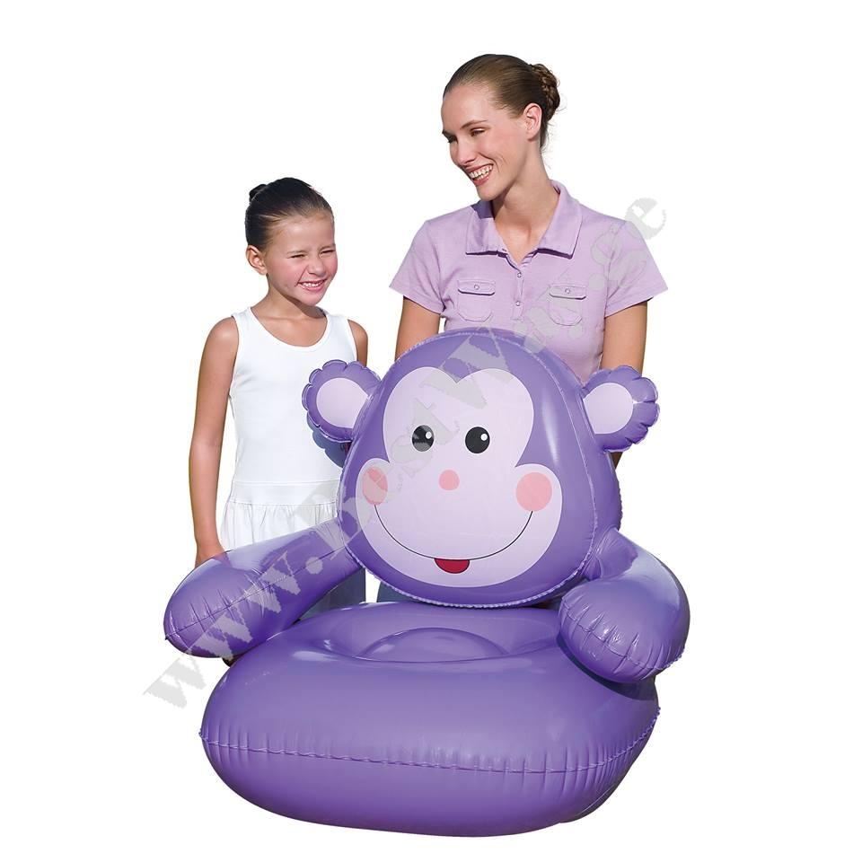 Кресло надувное BestWay 75024