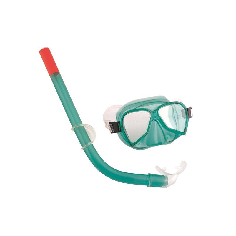 Маска с трубкой для подводного плавания BestWay 24015