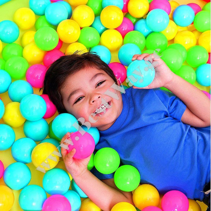 Набор разноцветных шаров BestWay 52027