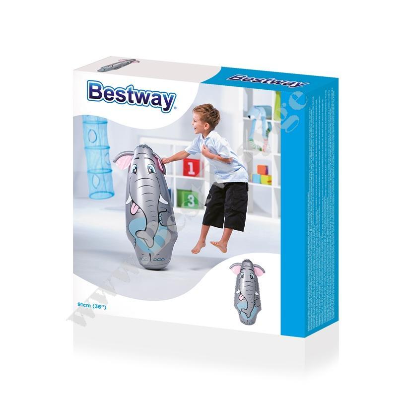 Надувная ванька-встанька BestWay 52152 Bop Bags