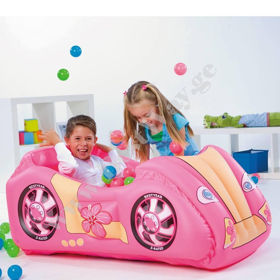 Надувная машинка BestWay 52159