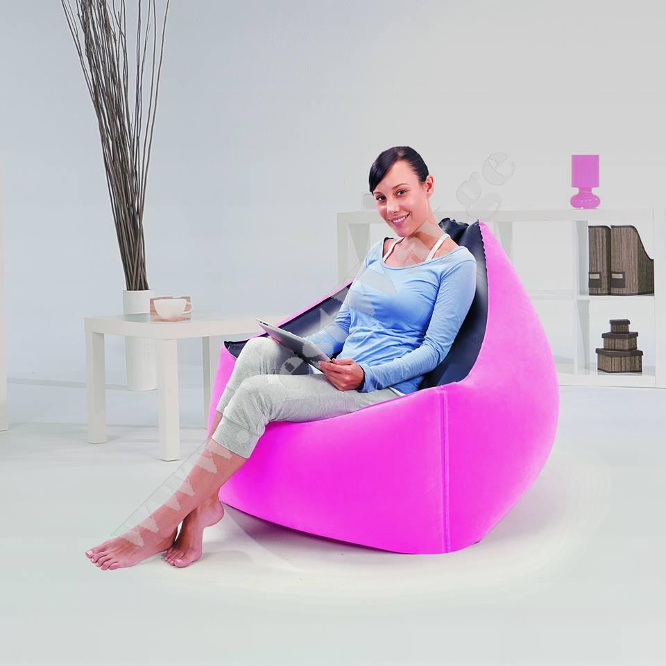 Надувное кресло BestWay 75048 Moda Chair