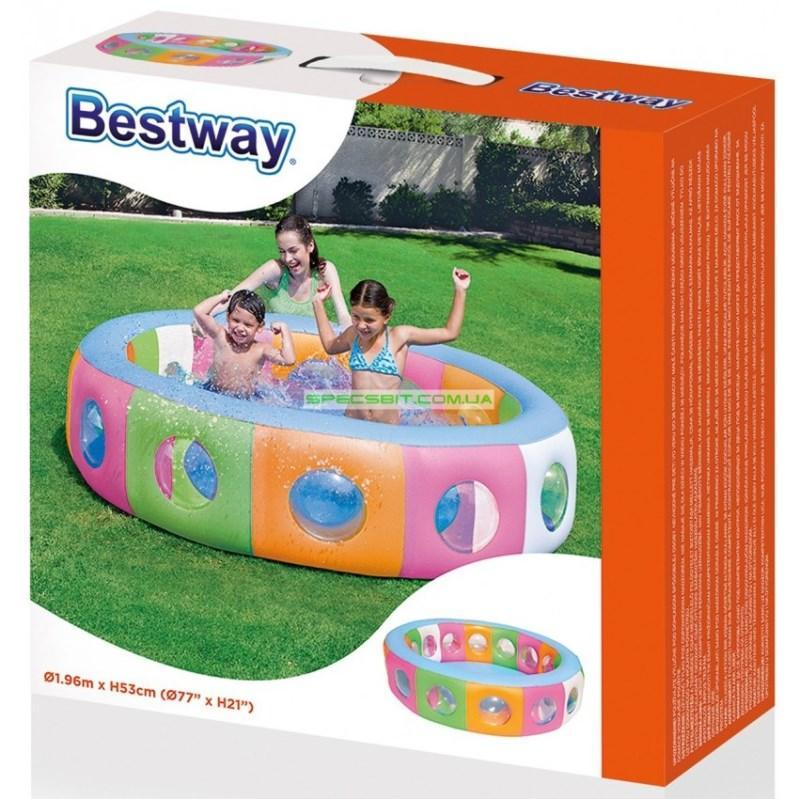 Надувной бассейн BestWay 51064