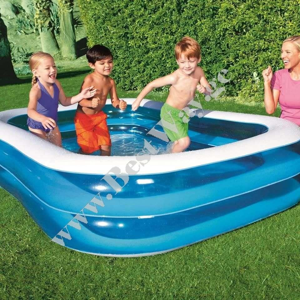 Надувной бассейн BestWay 54006
