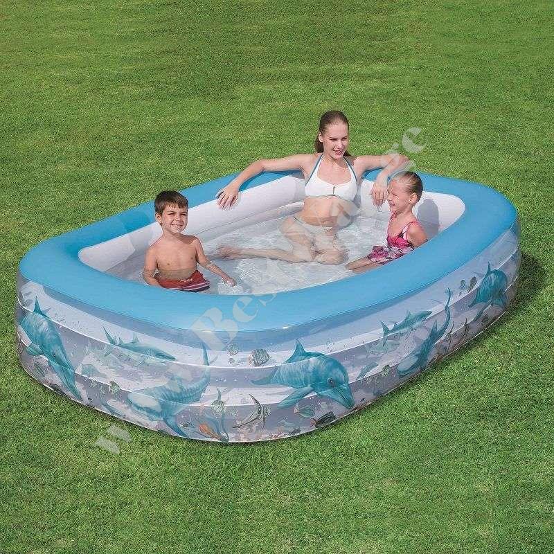 Надувной бассейн BestWay 54042