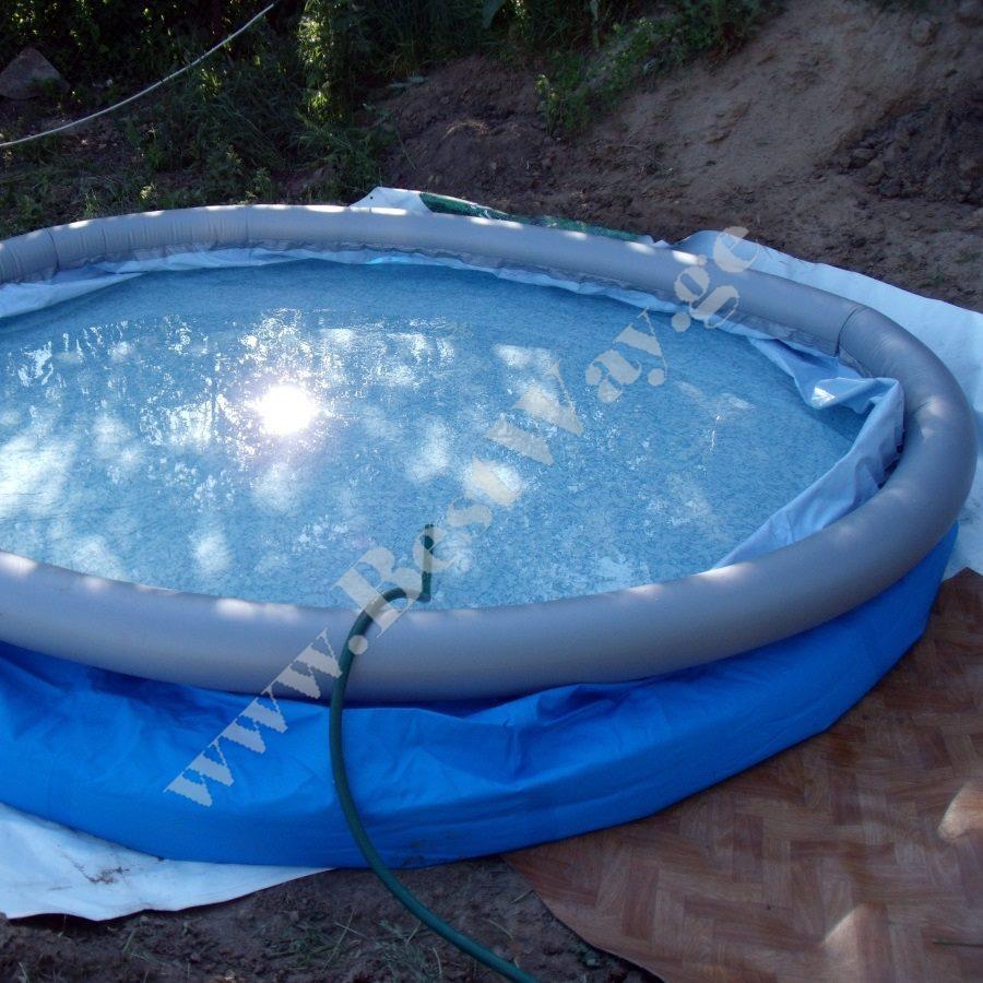 Надувной бассейн BestWay 57273