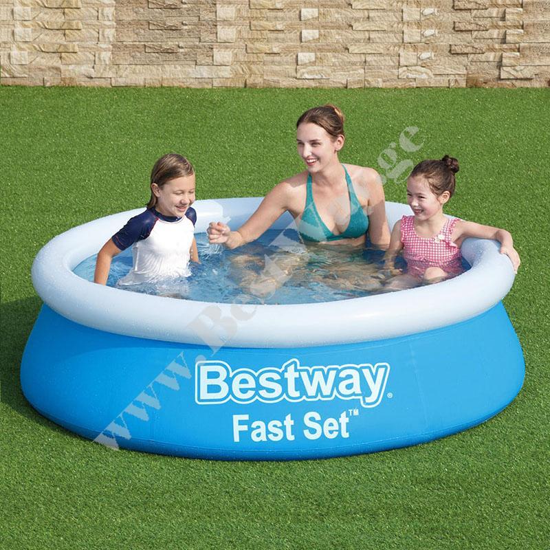Надувной бассейн BestWay 57392