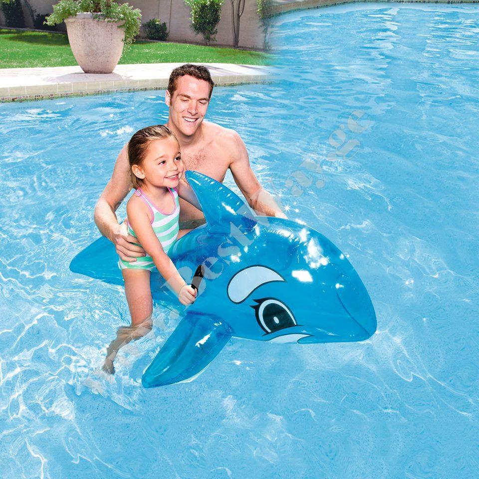 Надувной дельфин BestWay 41036