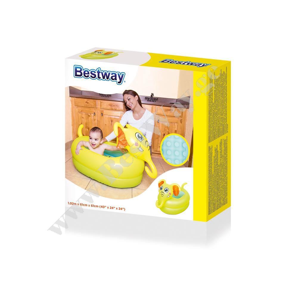 Надувной детский бассейн Bestway 51125