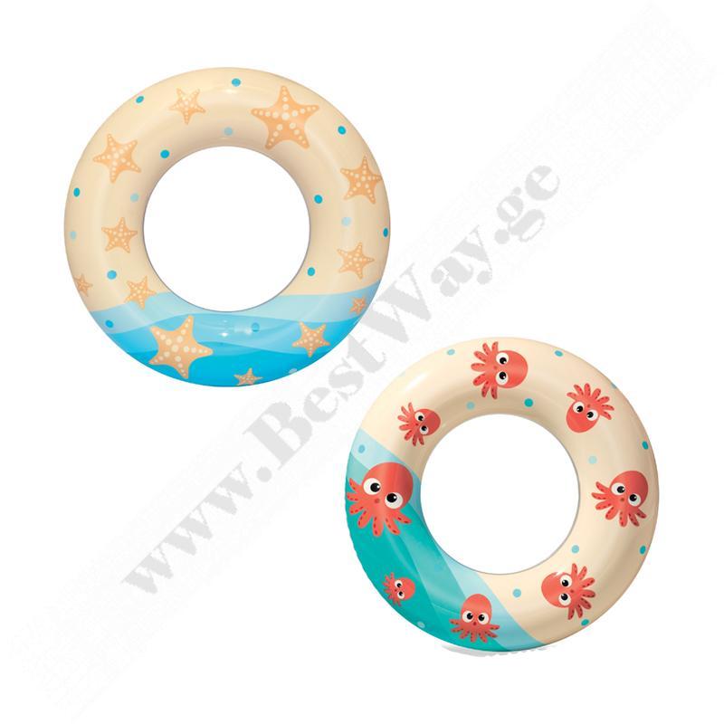 Надувной круг для плавания Bestway 36014
