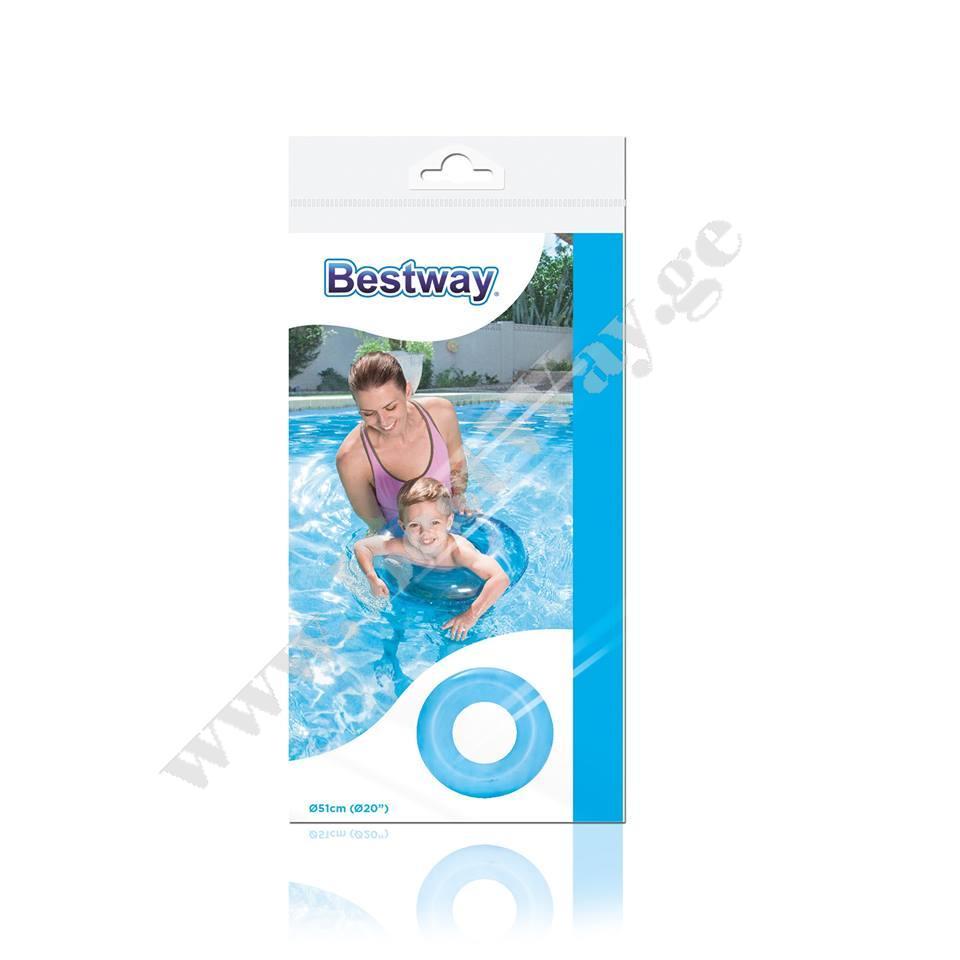 Надувной круг BestWay 36022