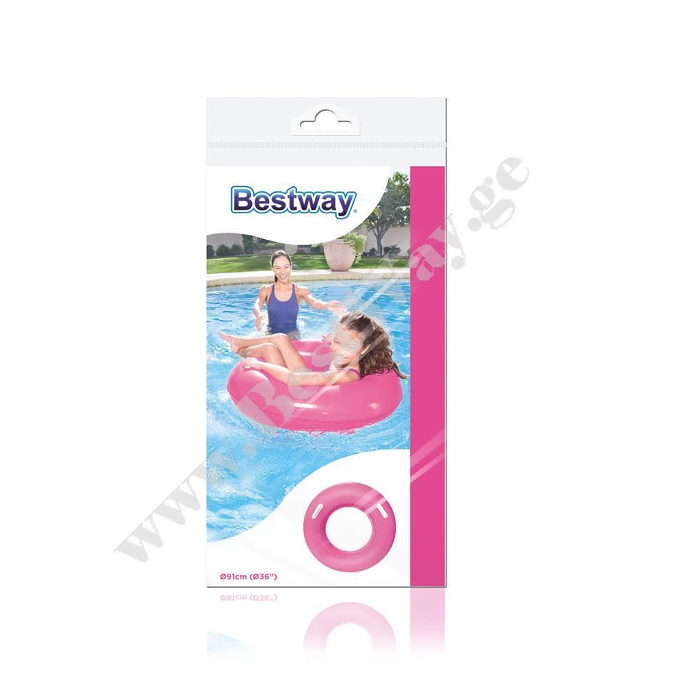 Надувной круг BestWay 36093B