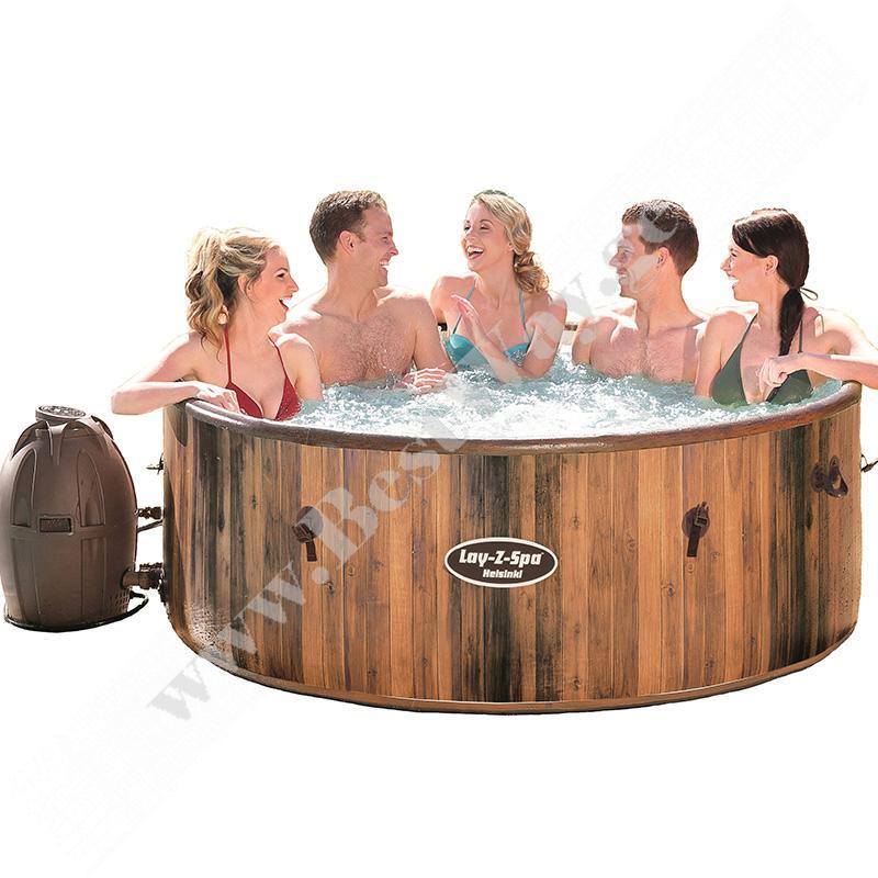 Надувной Spa бассейн BestWay 54189