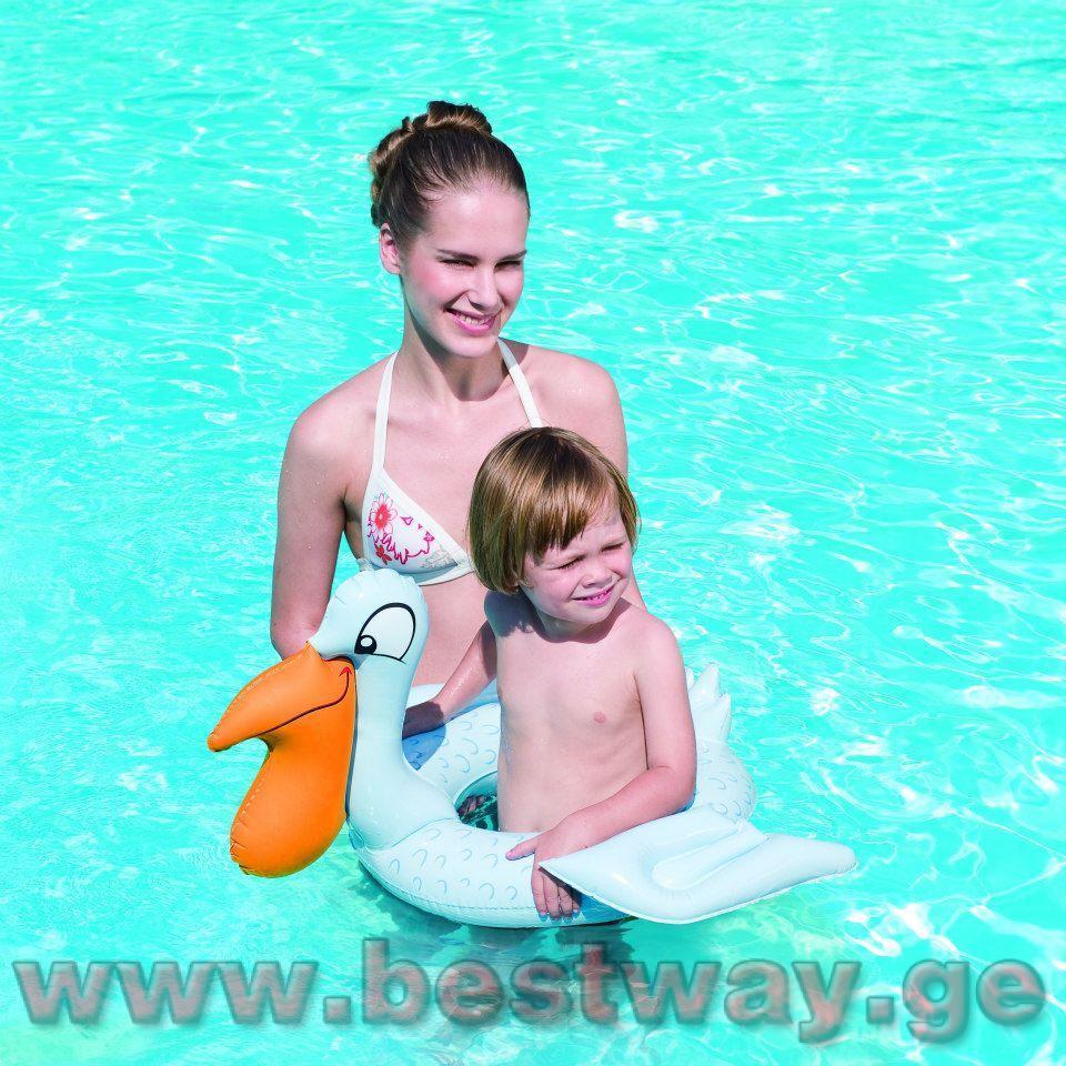 Надувные зверюшки для плавания BestWay 36059