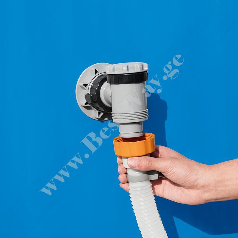 Песчаный фильтр для бассейна Bestway 58515