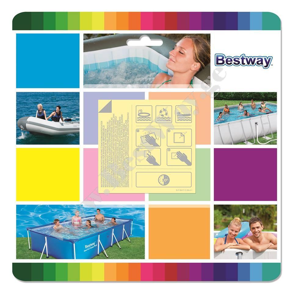 Ремонтный набор водостойкий BestWay 62091
