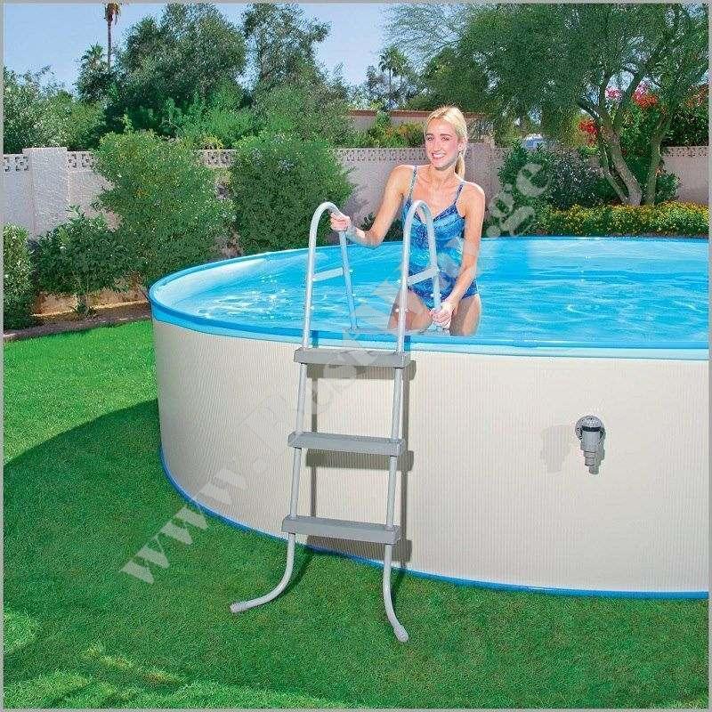 Стальной каркасный бассейн BestWay 56377
