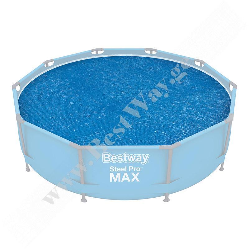 Солнечный тент для бассейна Bestway 58241