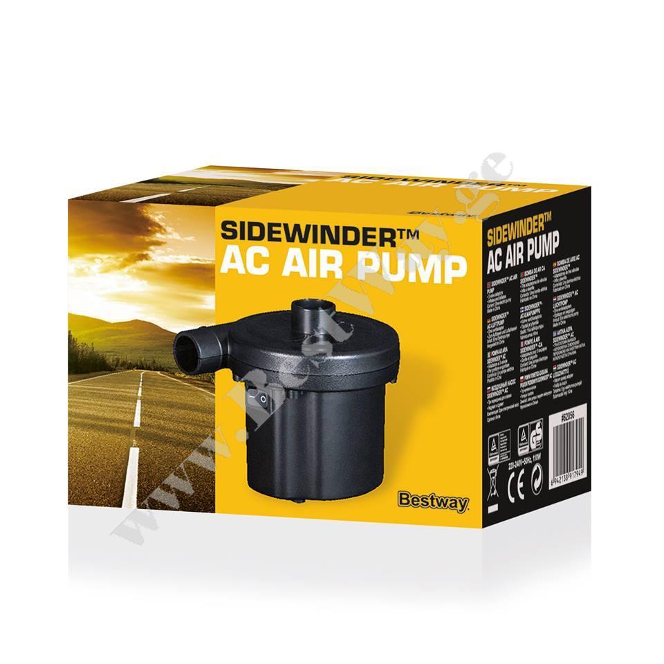 Электронасос BestWay 62056 Sidewinder AC Air Pump