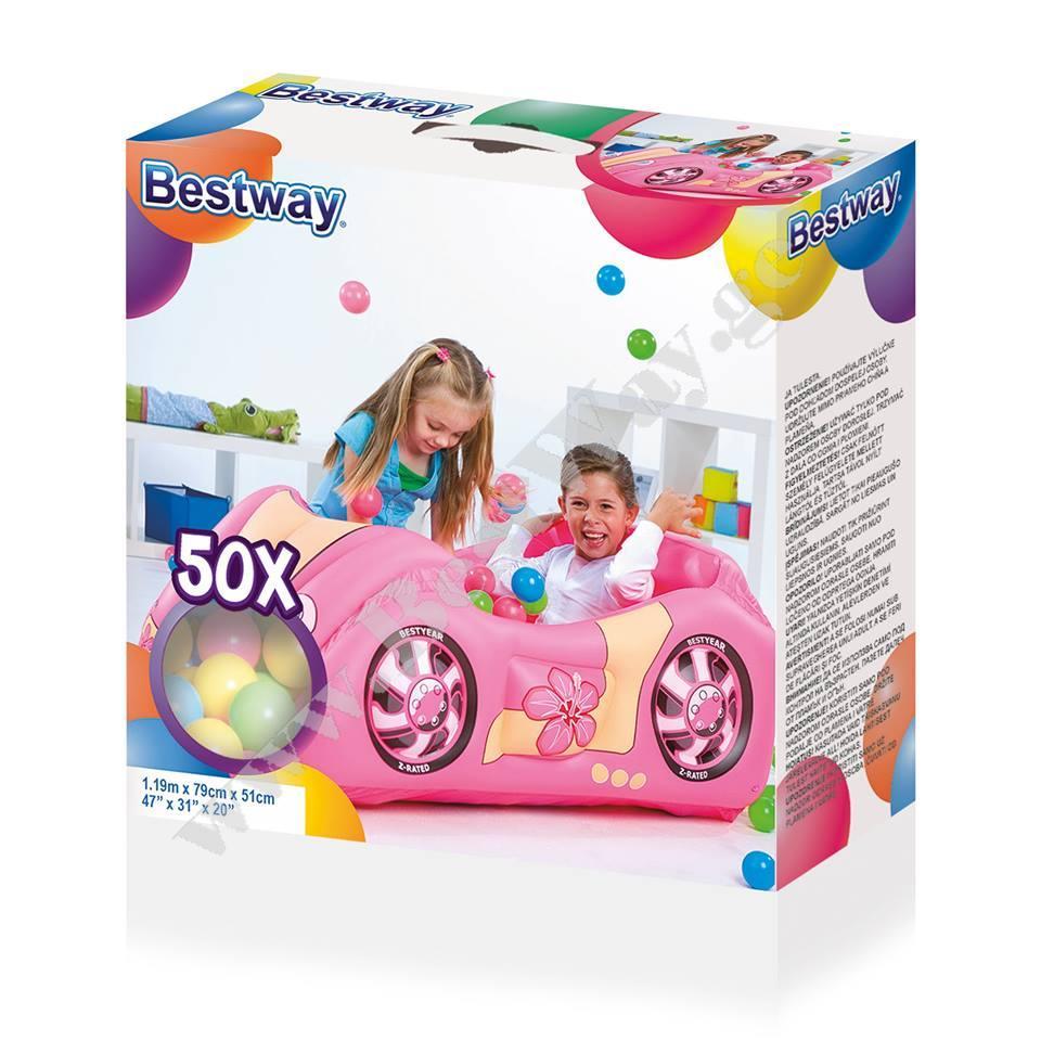 გასაბერი მანქანა BestWay 52159