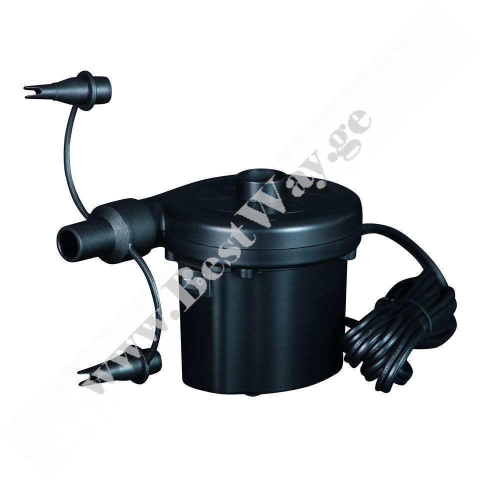 ელექტრო ტუმბო BestWay 62056 Sidewinder AC Air Pump