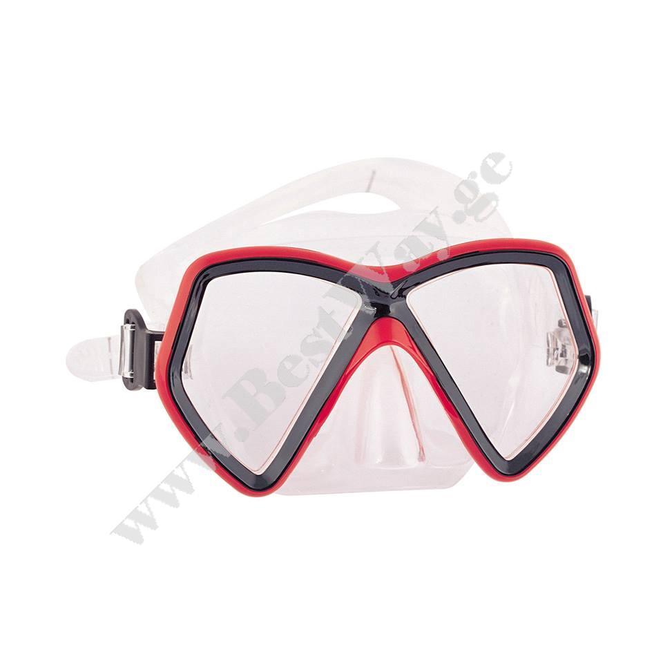 ნიღაბი წყალქვეშ ცურვისთვის BestWay 22033