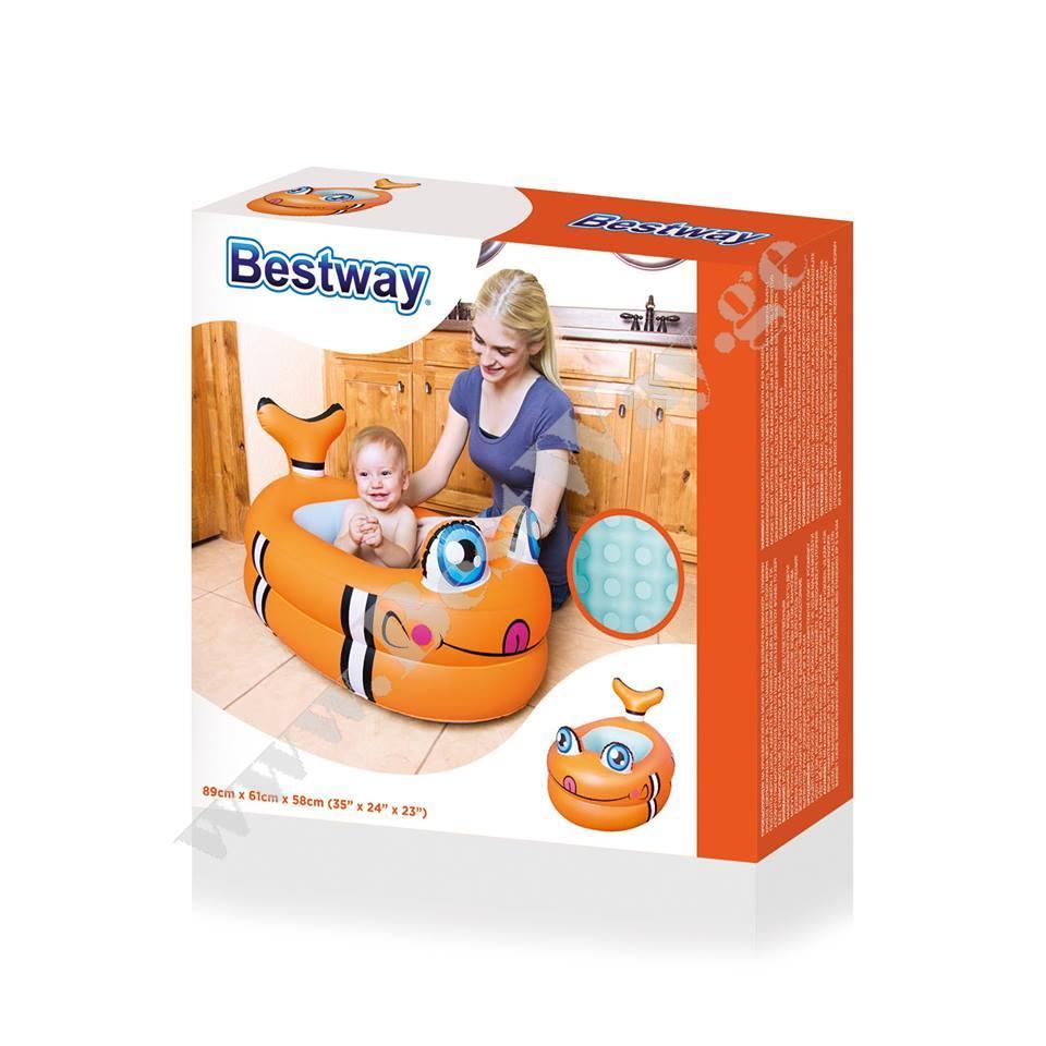 საბავშვო გასაბერი აუზი BestWay 51125