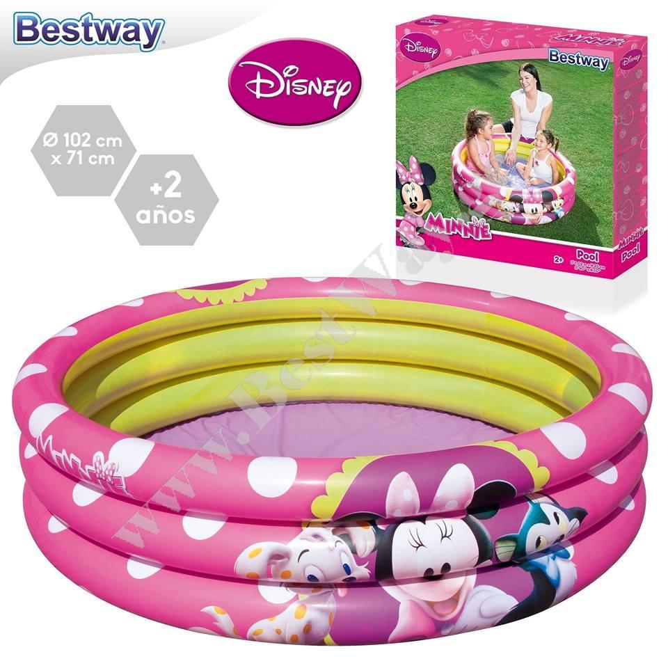 საბავშვო გასაბერი აუზი BestWay 91060