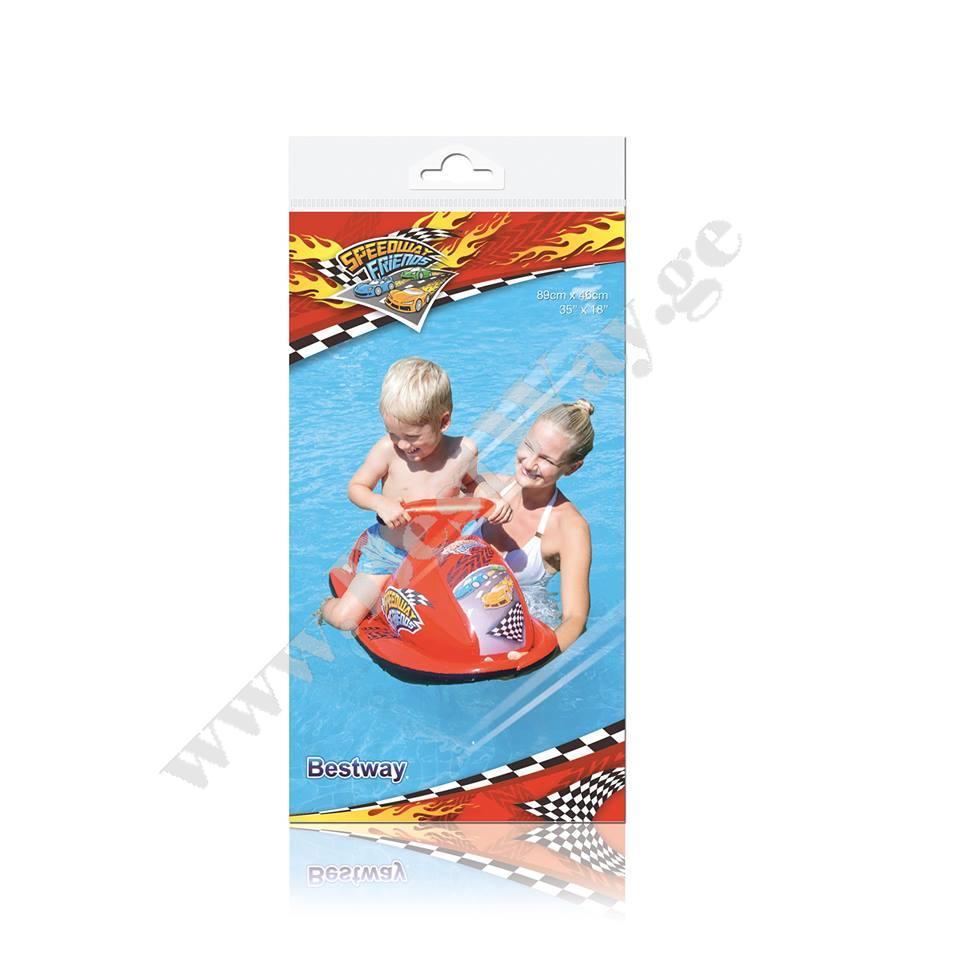 საბავშვო გასაბერი სკუტერი BestWay 41001