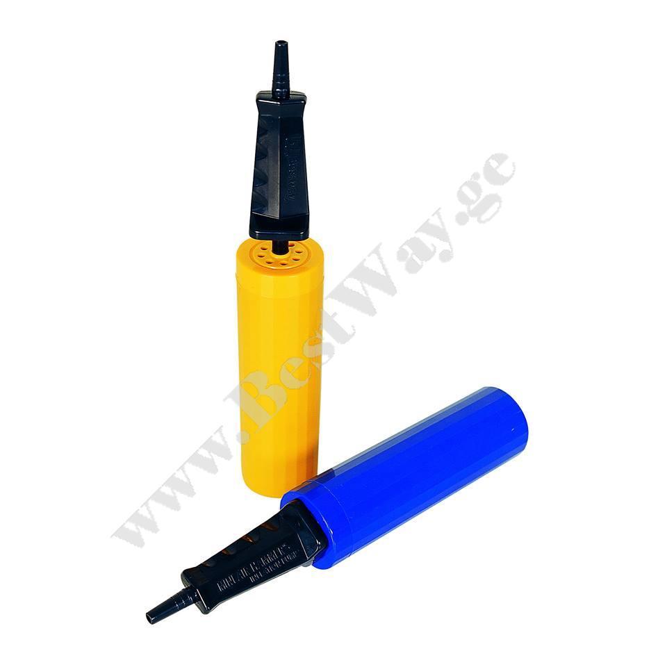 ხელის მოხმარების ჰაერის ტუმბო BestWay 62008 Mini Air Hammer-Inflation Pump