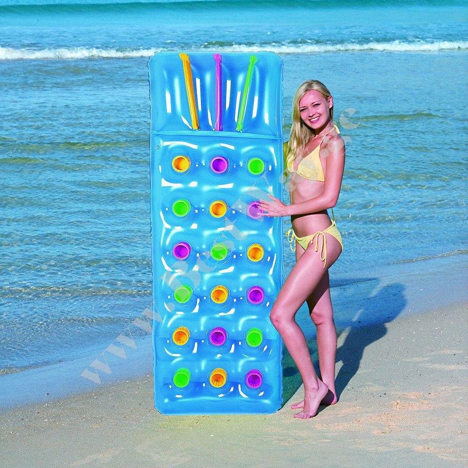 Пляжный матрас BestWay 43014