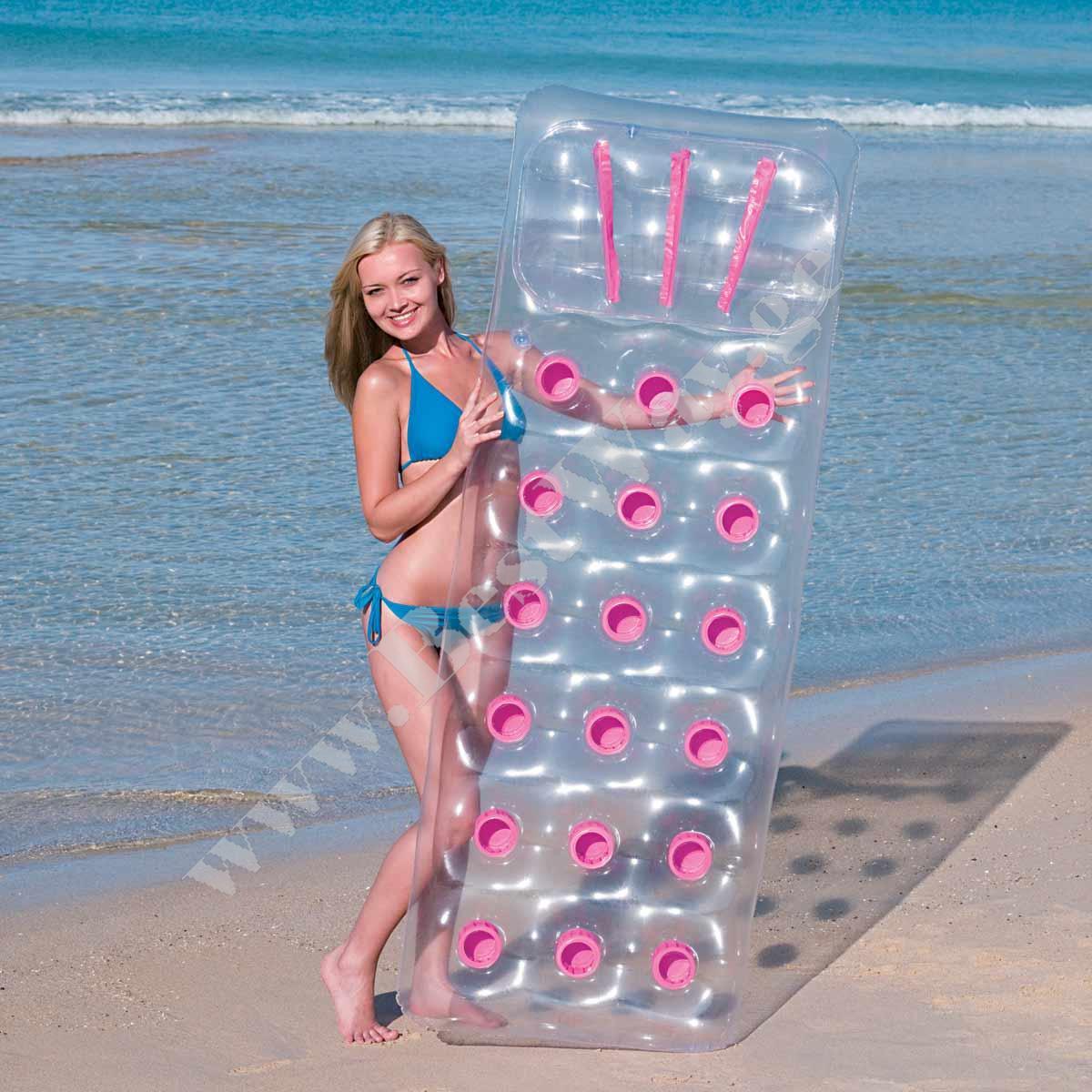 Пляжный матрас BestWay 43015