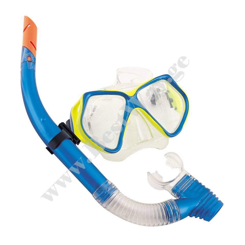 ნიღაბი მილით წყალქვეშ ცურვისთვის BestWay 24003