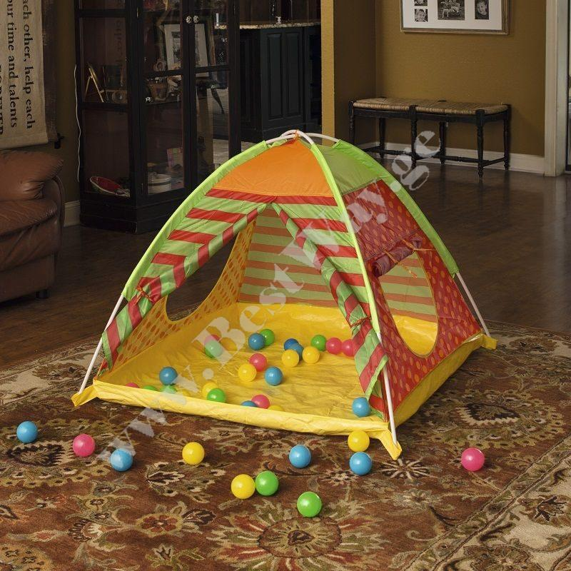 Детская палатка с 40 шариками Bestway 68080