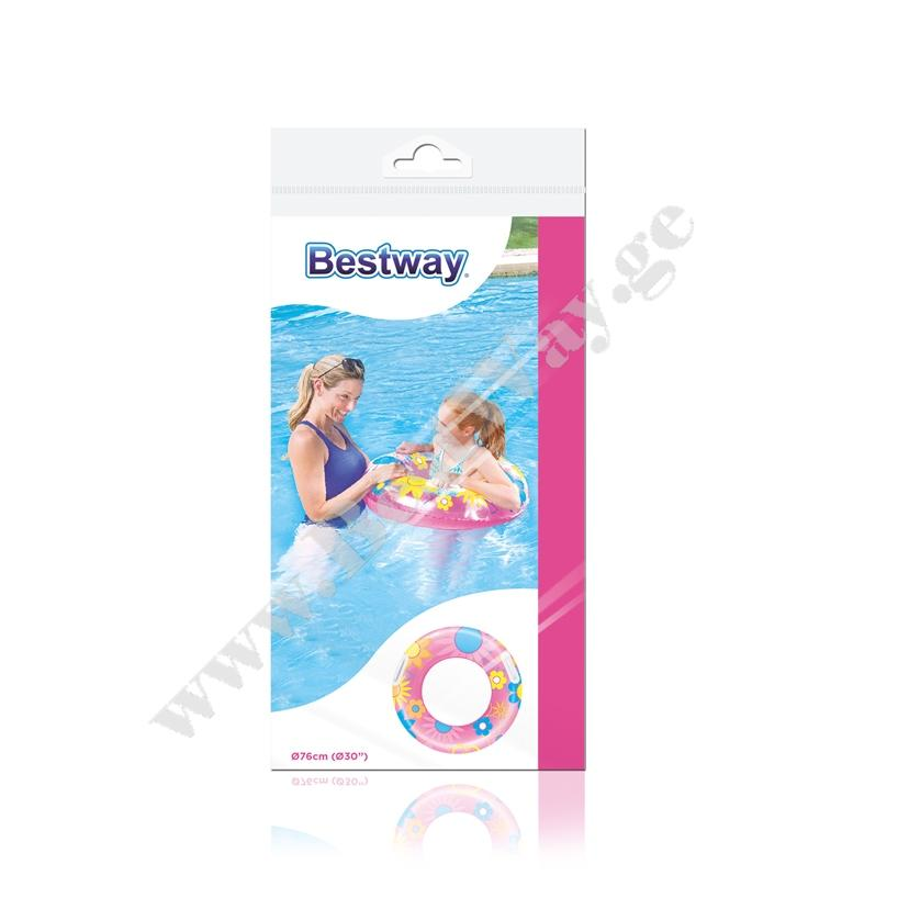 Надувной круг BestWay 36109