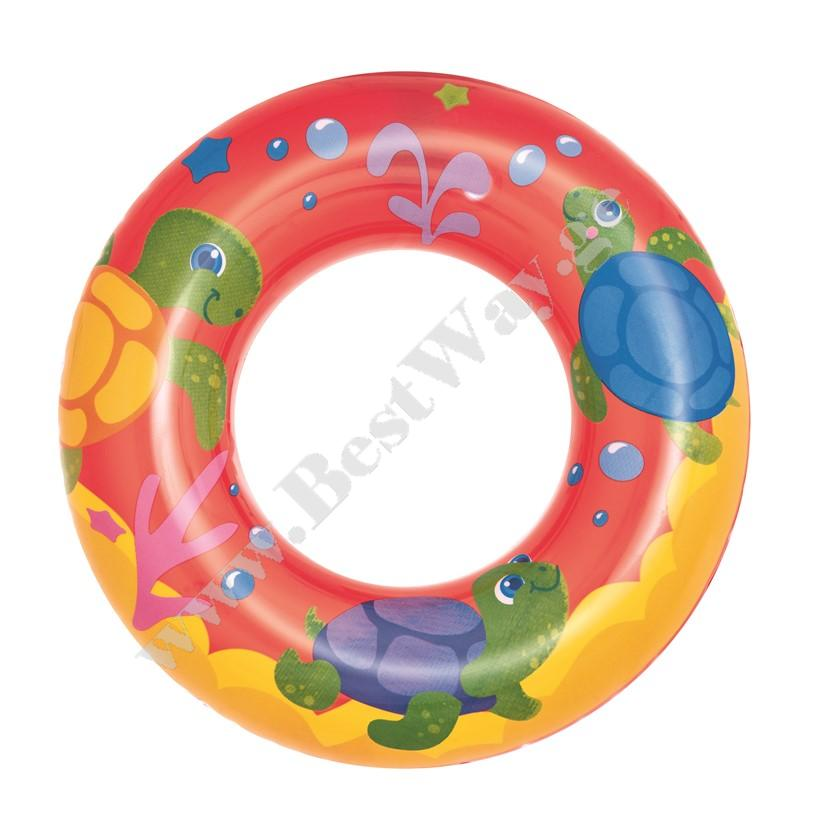 Надувной круг для плавания BestWay 36113