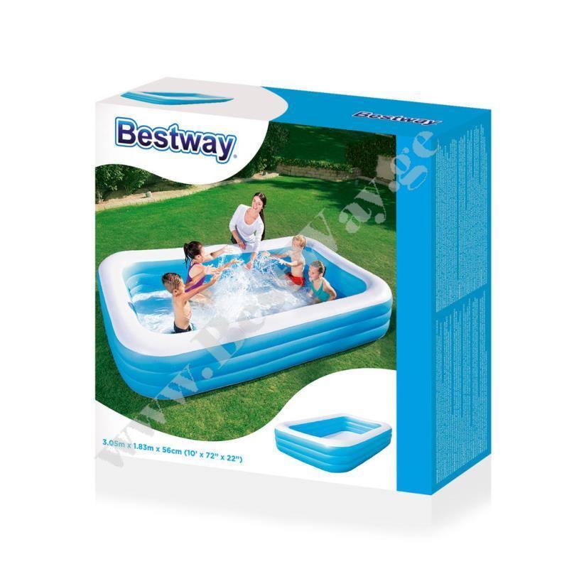 გასაბერი აუზი Bestway 54009
