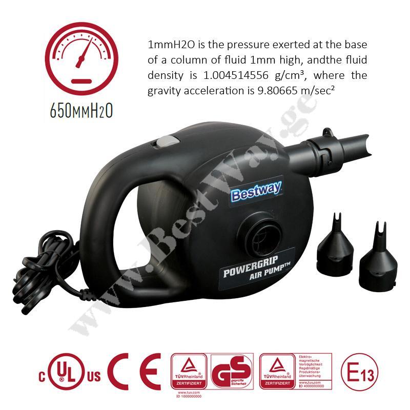 ელექტრო ნასოსი BestWay 62098