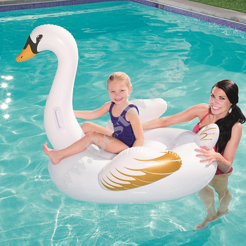 Надувной Белый Лебедь Bestway 41123